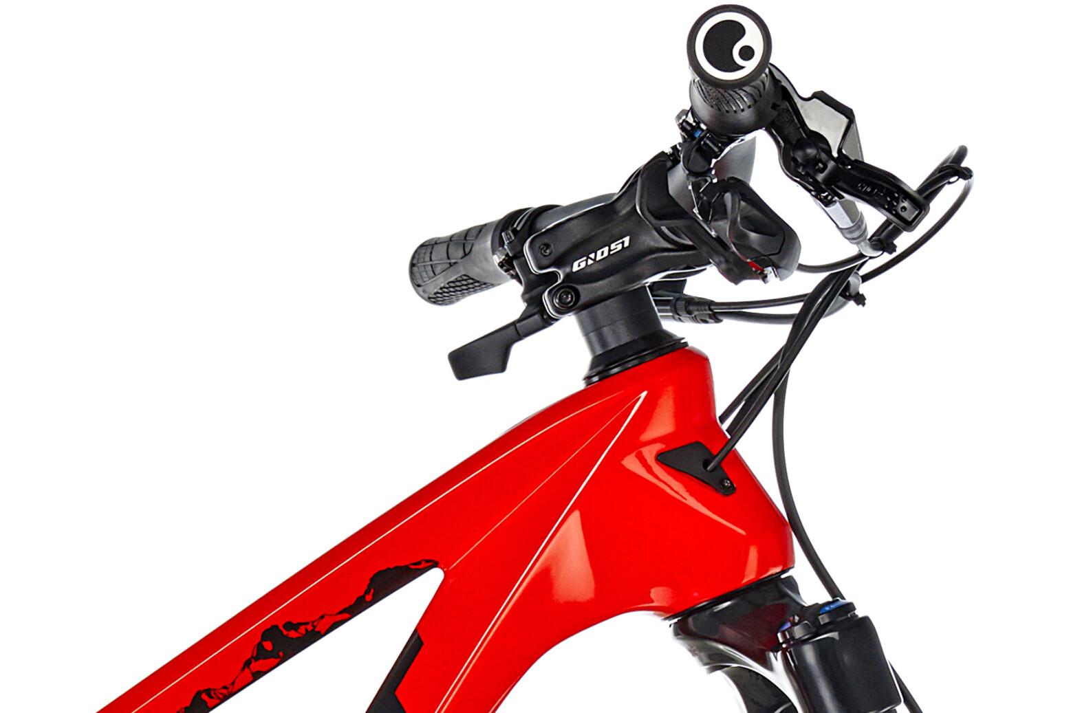 ghost sl amr 6 9 lc 29 mtb full suspension red at bikester. Black Bedroom Furniture Sets. Home Design Ideas